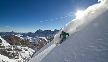 Freeride am Dachstein | © Andy Kocher
