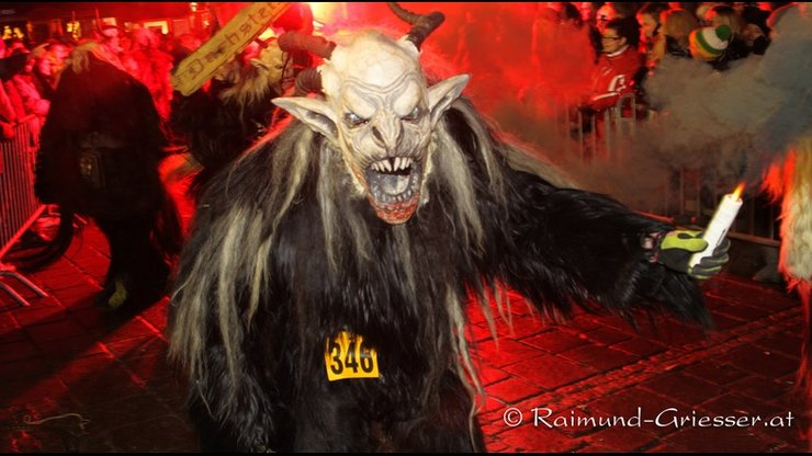 Krampuslauf in Schladming | © Raimund-Griesser.at