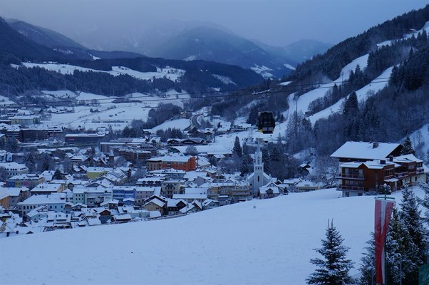View to Schladming