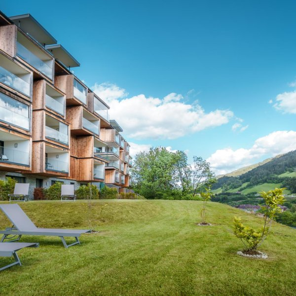 Sun Lodge Schladming mit traumhaftem Panoramablick
