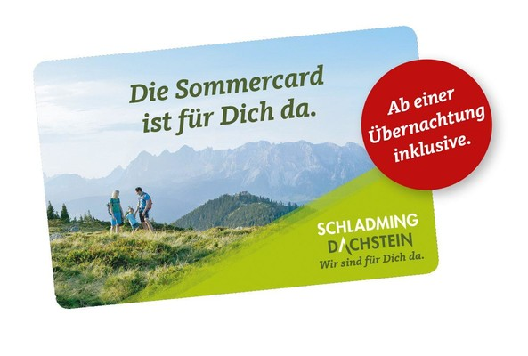 Sommercard inklusive