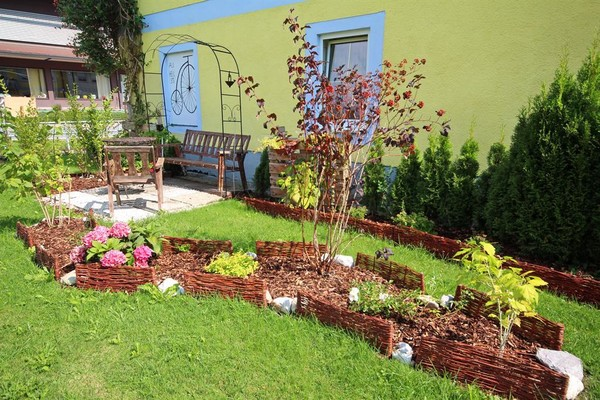 Common garden for Malu 1 and 2 apartments