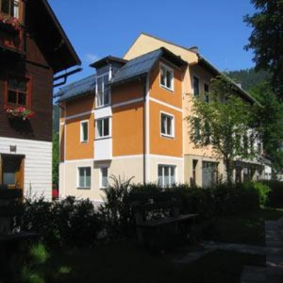 Apartments Bliem in summer