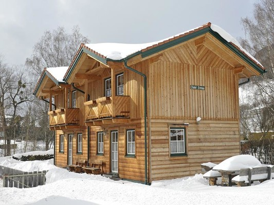 Chalet Ennsau in winter