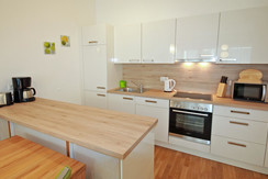 Top 2 - fully equipped kitchen
