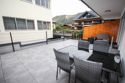 Top 2 - Terrace with loung and garden furniture