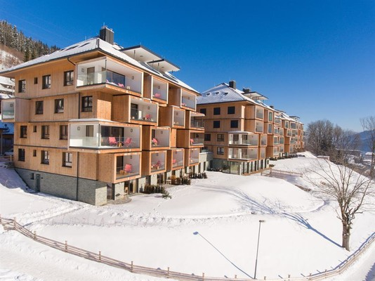 Sun Lodge Winter | © Schladming-Appartements